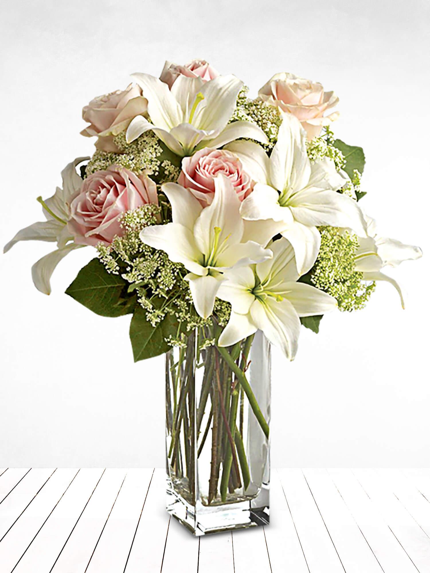 Hayatın Tadı Lilyum ve Güller
