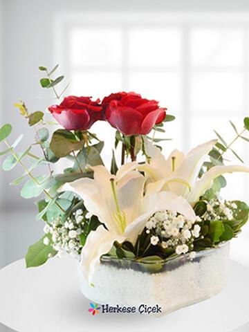 Kalbimin Sahibi Güller ve Lilyumlar